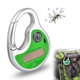 Aparat solar portabil impotriva insectelor