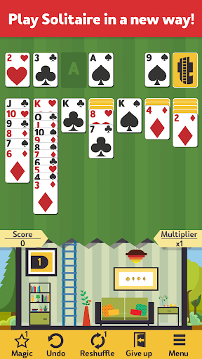 Solitaire Tower ss1