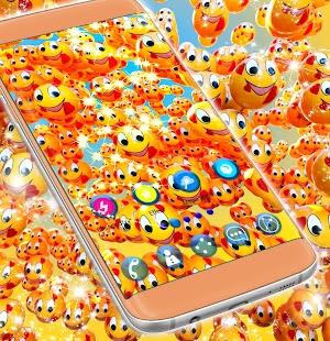 Téma Emoji - náhled