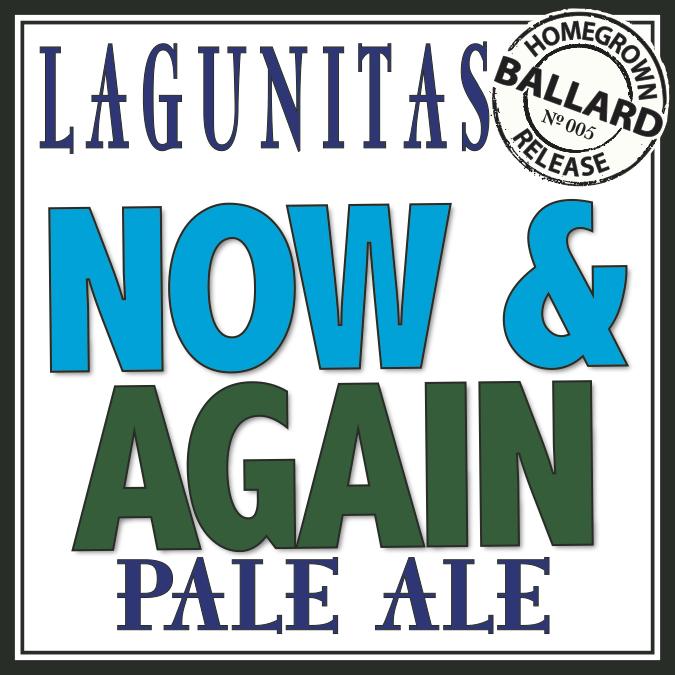 Logo of Lagunitas Now & Again