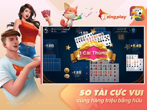 Poker VN - Mu1eadu Binh u2013 Binh Xu1eadp Xu00e1m - ZingPlay apktram screenshots 7