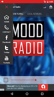 Mood Radio- screenshot thumbnail