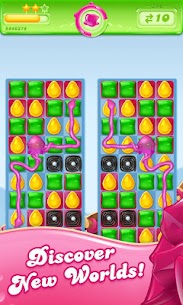 Candy Crush Jelly Saga 2.41.9 MOD APK (Unlock All Levels) 5