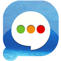 EasySMS Ocean theme icon