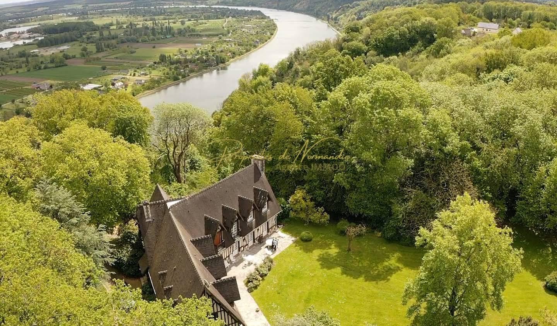 Maison avec piscine Bourg-Achard
