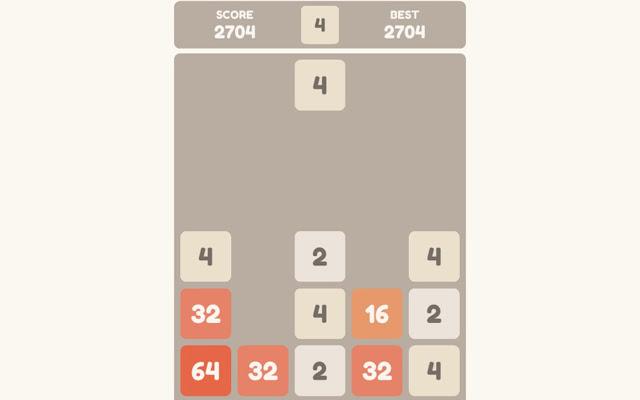 2048 Tetris Game Online
