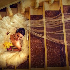 by Joemar Cabasan - Wedding Bride