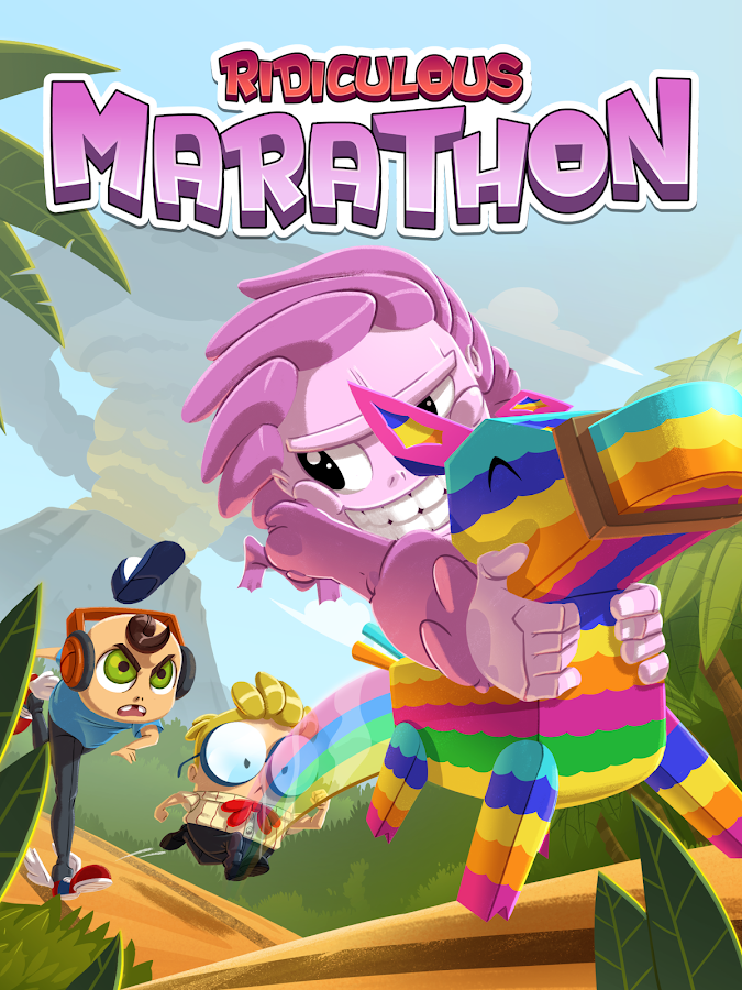 Ridiculous Marathon- screenshot