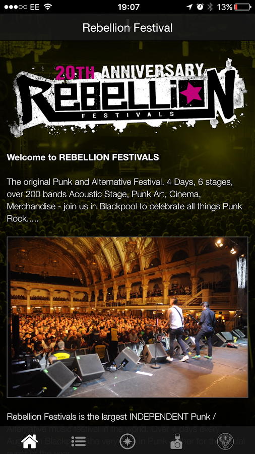 Rebellion- screenshot