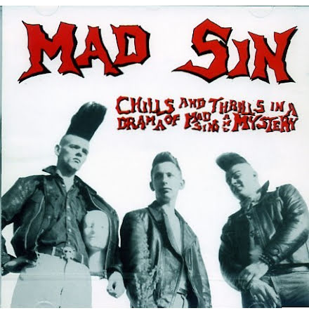 LP - Mad Sin - Chills And Thrills In A...