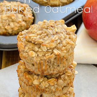 Healthy Baked Oatmeal Breakfast Recipes