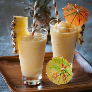 Frozen Pineapple Daiquiri.