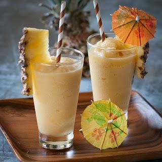 Frozen Pineapple Daiquiri.