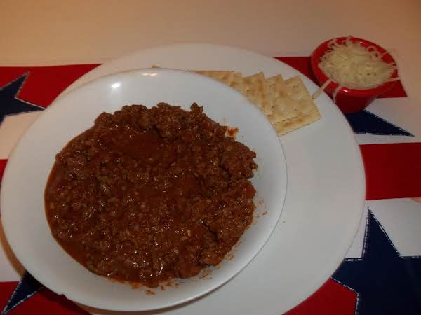 Curl Your Toes Texas Chili (sallye)) Recipe