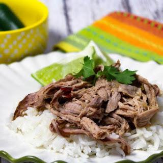 Mexican Citrus Roasted Pork Recipe