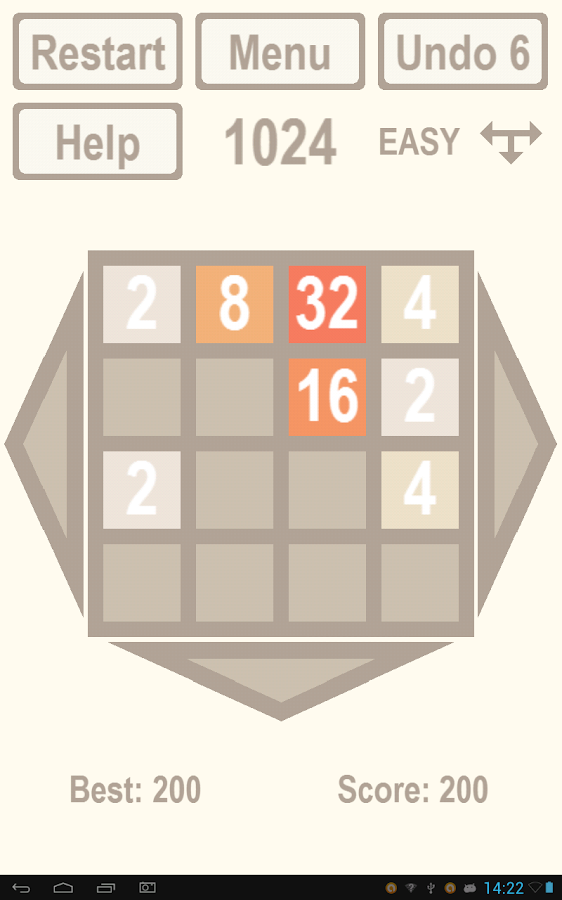 2048 REVOLUTION!- screenshot