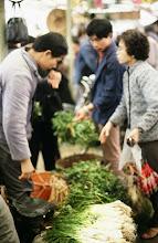 Photo: 04534 広州市/清平自由市場/野菜
