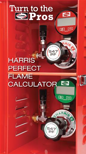 Perfect Flame Calculator