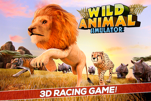 Wild Animal Simulator Games 3D