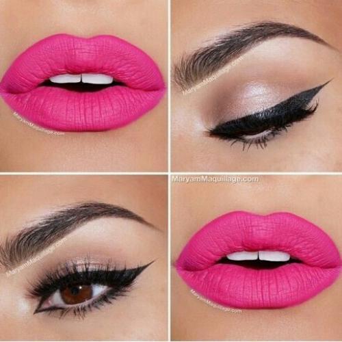 Lips Makeup ss3