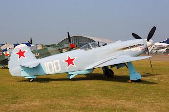 Photo: Jakovlev Jak-3UA