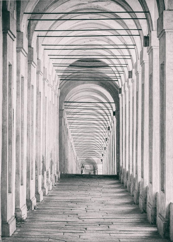 Portico di San Luca (Bologna) di Fotodiale