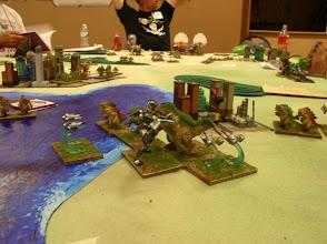 Photo: Terra Kahn (Behemoth General is attacked by JDF.