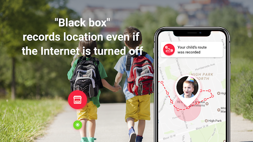 Find My Kids: Child Cell Phone Tracker & GPS-watch android2mod screenshots 3