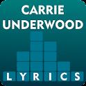 Carrie Underwood Top Lyrics icon