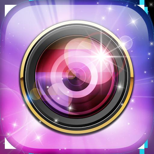 Bright camera app
