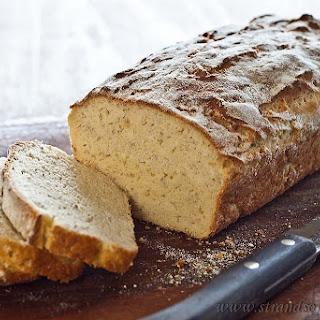 Gluten-free and low FODMAP Bread.