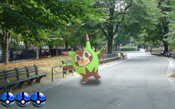 Pixelmon Revolution GO apk screenshot