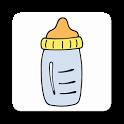 Milchmix - Baby Milch mischen icon