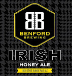 Benford Irish Honey Ale