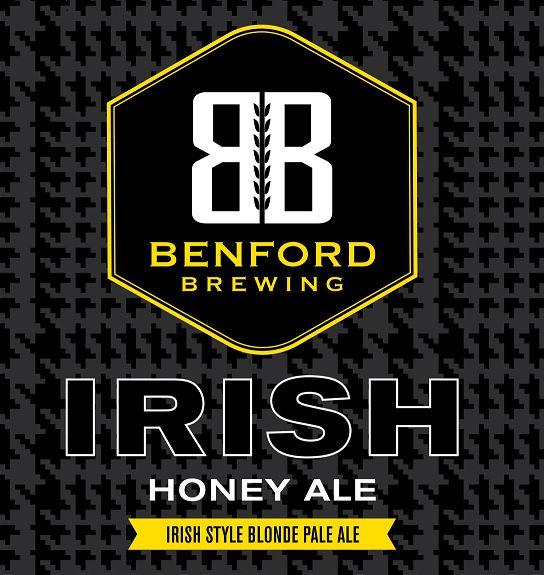 Logo of Benford Irish Honey Ale