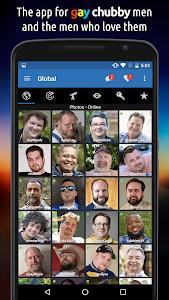 BiggerCity: Gay chat & dating screenshot 0