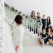 Wedding photographer Anastasiya Tokmakova (antokmakova). Photo of 24.10.2018