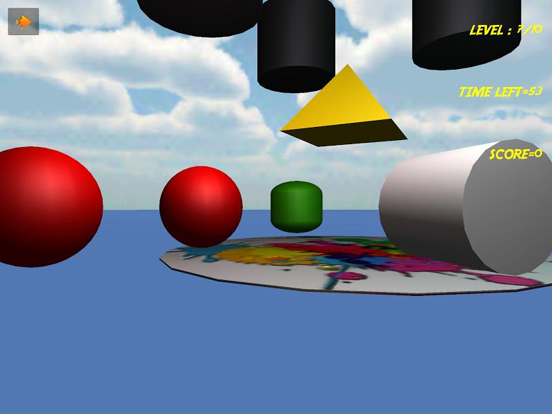 Скриншот Color Match 3D Free