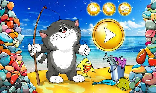 Dětské rybaření