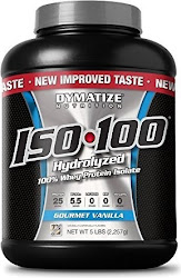 Dymatize Nutrition ISO100 Hydrolyzed 100% Whey Protein Isolate