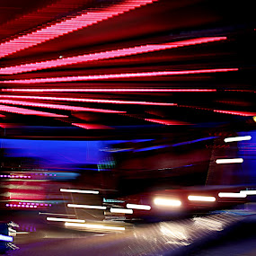 by Francis Edroso - Abstract Light Painting