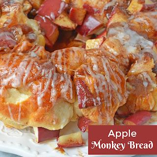 Apple Monkey Bread.