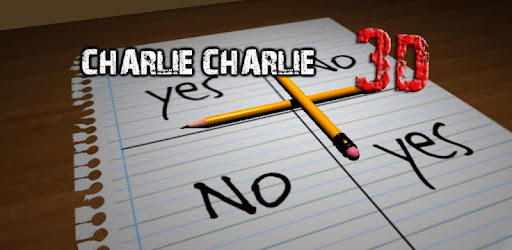 Charlie Charlie Spiel