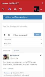 BJSBuzz™ -  Connecting Jobseekers - náhled