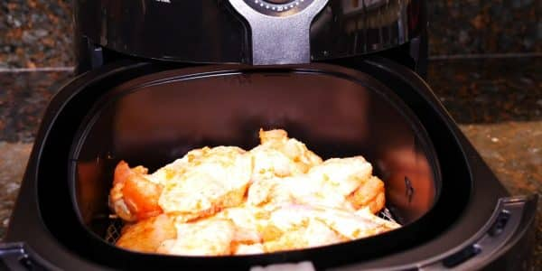 Philips airfryer review demo chicken wings -1