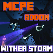Add-on Wither Storm for MCPE