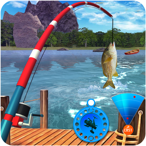 Ultimate Fishing Mania: Hook Fish Catching Games Android APK Download Free By Desert Safari Studios