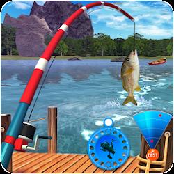 Ultimate Fishing Mania: Hook Fish Catching Games