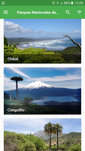 Parques Nacionales de Chile- screenshot thumbnail