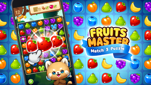 Fruits Master : Fruits Match 3 Puzzle apkpoly screenshots 3